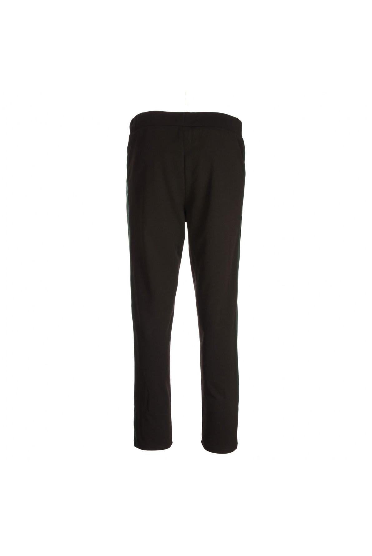 Pantalon fluide 2 bandes